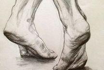 Sketch/Croquis / Croquis artistiques, architecture, corps humain...