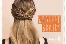 Hair Tutorials by Salon B