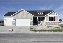 Cadence Cottage / This beautiful Cadence plan is our current model home in Shadybrook Lane. You can visit this home located in Stansbury Park, Utah. Please follow the link below for more information on the home, and agent information. http://symphonyhomes.com/communities/shadybrook-lane/