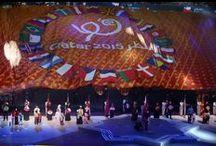 ・ HANDBALL WORLD CHAMPIONSHIP QATAR 2015 / Gerflor, Official Supplier to the IHF Men's Handball World Championship!