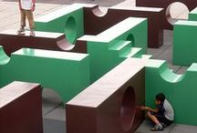 º building blocks º / Architecture, playground and space design with an eye for the child...