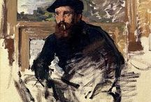 Painting - Claude Monet