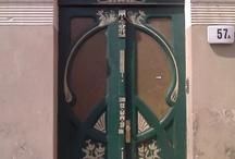 Inspiration: Doors