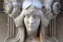 Art: Sculptures & carving