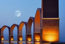 Structures / Beautiful and interesting buildings, interiors, art pieces, structures, etc...