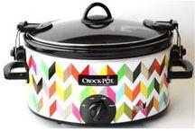 Crock Pot / Recipes for meals cooked in a crock pot.