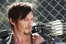 Dixon / Reedus / The Walking Dead's Daryl Dixon played by Norman Reemus.