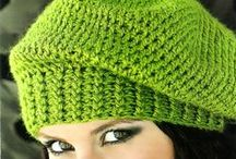 Crochet - Wearables / Crocheted Clothes: socks, leg warmers, mittens, gloves, hats, dresses, underwear, tops, shorts...