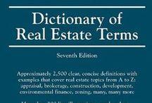 Real Estate Advice / by Joseph Sabeh Jr