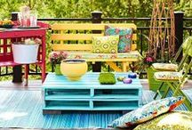 Pallets / Things made with pallets
