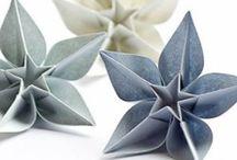 Origami og papirsklip / Origami og papirsklip