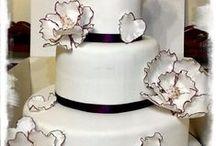 WEDDING CAKES / Wedding   -Cakes