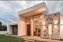 New Homes / New homes with a contemporary finish built by Alan Sheppard Constructions.