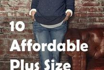PLUS SIZE FASHION / FASHION