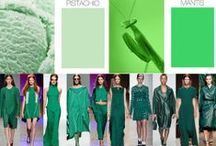 GREEN / FASHION ,STYLE