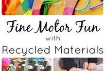OT: Fine Motor / Fine Motor Activities and Handwriting Skills