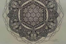 Mandala's for tattoo