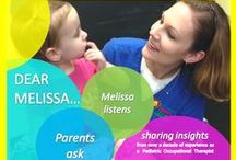 Family Support - Resources / Resources specifically developed by Children's Therapy TEAM for TEAM Families.