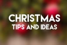 Christmas Tips and Deals / Christmas + Health = this board