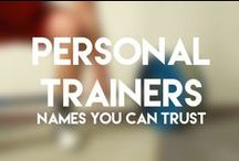 Personal Trainers, Names You Can Trust / Australia's top professional personal trainers. Get fit now!