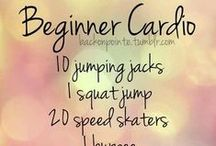 Cardio Workout / Get pumping with these cardio workouts!