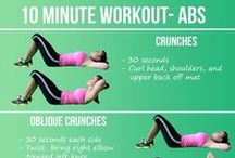 10-Minute Workouts / Fast and Effective workout, how could 10 minutes fly by so fast?