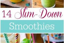 Smoothies To Boost Your Day / Quench Your Thirst With These Awesome Smoothie Ideas