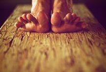 Yogi Feet & Toes