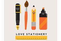 Stationery Addiction / I love stationery!