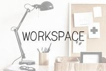 """interiors // work / """"Choose a job you love, and you will never have to work a day in your life."""" - Confucius"""