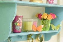 Shelf Life / How to arrange objects on shelves, different ways to create shelves
