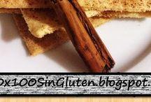 Desayunos y meriendas sin gluten