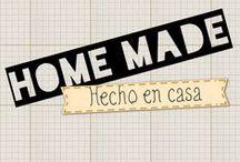 Home made  Hecho en casa / Recuerdos, que ya no se olvidaran, para ti y tu hijo