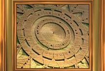 Crop Circles - Cerchi nel Grano / E' uno dei misteri piu affascinanti che esistono sulla Terra.Un mistero poco invasivo ma di sicuro effetto.Sicuramente ogni crop ha tanti significati.Tutti pero hanno in comune un messaggio semplice all'umanita:VOI NON SIETE SOLI.