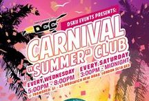 "DSKII CARNIVAL ""Summer"" CLUB / Have you ever heard about #NottingHill2015 #NottingHillCarnival ?   #Dskii Carnival Club will be here for you this year. Get yourself on the road now with #Dskii Carnival Club☀️   AUGUST 30th & 31st!!!!! Come enjoy the fun with us!!!!!!  To be rebels of #Dskii Carnival Club masqueraders in either, Dskii Carnival Club T-Shirts or costumes themed ""Rebels of the Knights"" get more details for order at:  ❗️ EMAIL: info@dskiievents.com  ❗️ MOBILE: 07932 755 413/ 020 3355 343  Rebel warriors  adults and children #Dskii is the carnival crew to be with AUGUST 30th & 31st at #NotthingHillCarnival 2015   We welcome children Rebel warriors Sunday August 30th in costumes.  Adult Rebel warriors Monday August 31st both in #Dskii Carnival Club T-shirts and costumes."