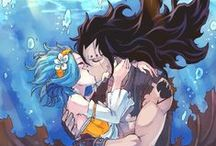 Anime: Levy y Gajeel / ❤❤❤Gajevy forever❤❤❤