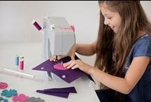 Bluefig University - Learn to Sew Kits / Great for kids 6 to adult! All kits come with pre-cut felt, detailed/illustrated instructions & a fun embellishment!  Have fun & learn to sew with Bluefig University!