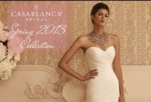 VOLUME XXVII / Spring 2013 Bridal Gown Collection / by Casablanca Bridal