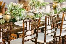 Wedding Reception Spaces / Wedding reception spaces featuring the best wedding reception ideas, wedding reception decorations, wedding reception centerpieces, and stunning wedding reception venues!