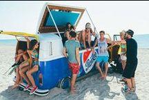 Pepsi Summer Now / Vine vara bine-mi pare, stau cu un Pepsi la soare!