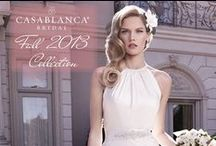 VOLUME XXVIII / Fall 2013 Bridal Gown Collection / by Casablanca Bridal