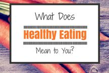 Nutrition for Health / Nutrition tips for healthy eating and weight loss.