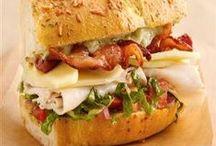 deli sandwiches / sandwiches / by JL & JOE