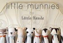 nursery boys and girls / Little Munnies by Little Hands