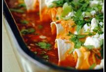 Mindful Eating  Mexican Food / Enjoy some healthier versions of Mexican food.
