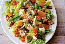 Healthy Main dish with chicken