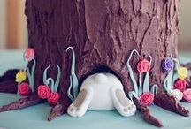 Cakes and stuff / Cakes, frostings ++