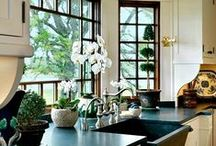 Design Inspiration / Rooms, decor and materials that inspire us!