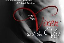 The Vixen and the Vet, a modern fairytale #1 / This board is an place of inspiration for my (2014) fairytale THE VIXEN AND THE VET, inspired by Beauty and the Beast!