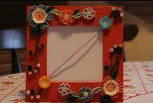 Saját munkáim - My crafts / Quillingezés - ahogy én sodrom Filigránok Egyéb